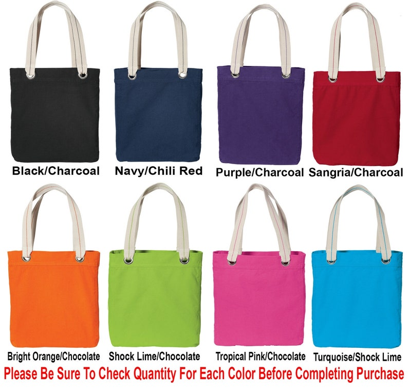 Personalized Dance Canvas Allie Shoulder Bag with FREE Personalization /& FREE SHIPPING B118
