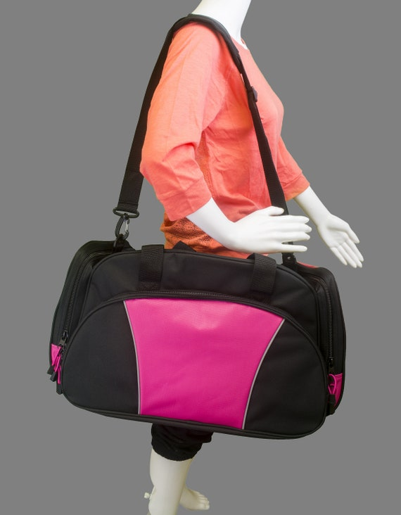 Crown Volleyball Metro Duffel Gym and Travel Bag