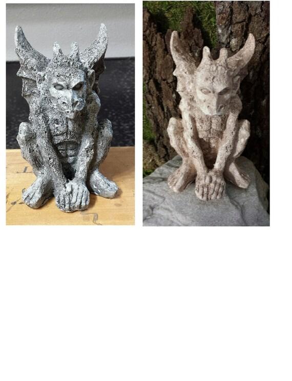 Gargoyle Statue Gothic Statue Garden Statue | Etsy