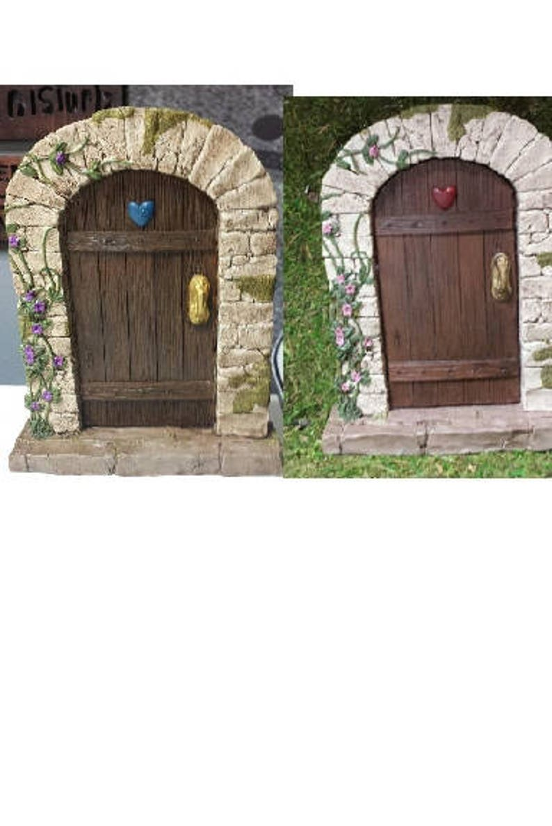 Large Fairy door, Garden door