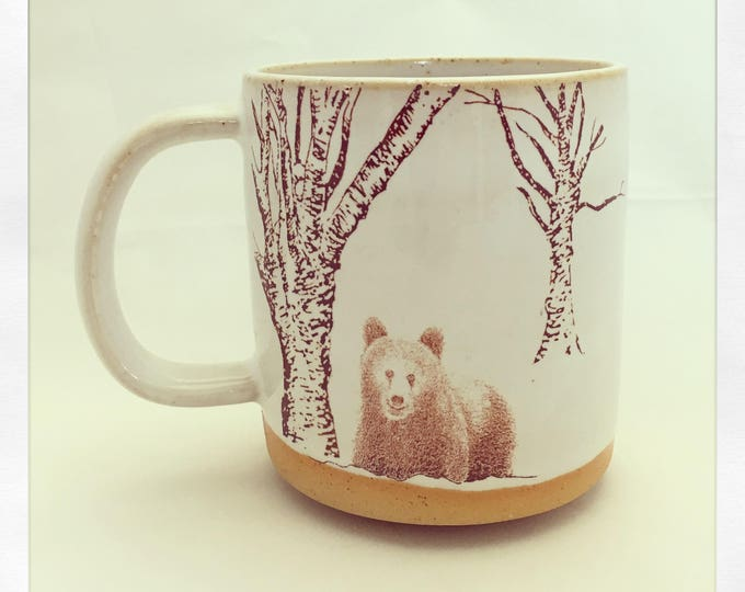 Featured listing image: Snow Bears-  Mug