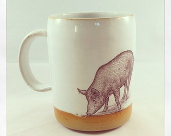 Perfect Pig- mug