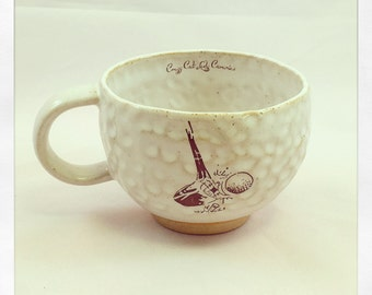 Golf Ball - tea cup