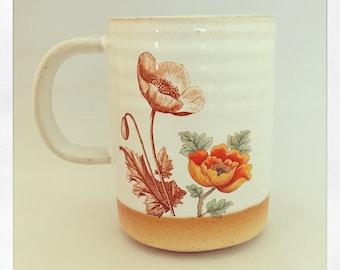 Poppy Love Mug