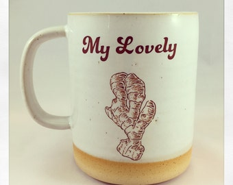 My Lovely Ginger Mug