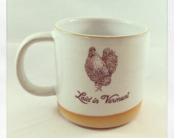 Laid in Vermont- mug