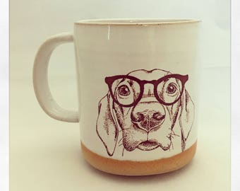 Top Dog- dog mug