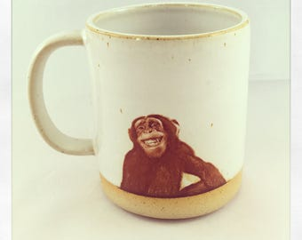 Monkey Time Mug
