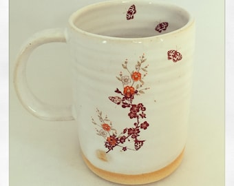 Butterfly in the Tree Mug