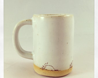 Doodle Cats- espresso cup