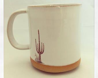 A Little Cactus Mug