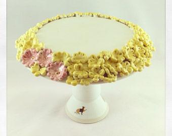 Flower Power Mini Dessert Stand
