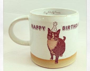 Happy Birthday- Party Animal Mug