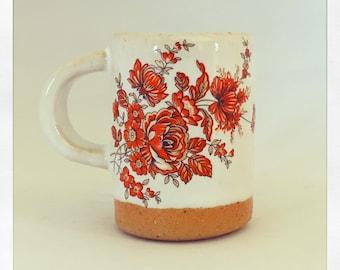 Red Bohemian Espresso Cup