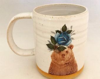 Talk to the Animals- Bear Mug