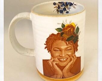 Stacey Abrams Mug