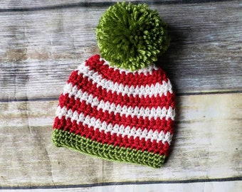 Baby Christmas Hat
