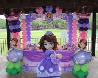 Sofia the First Pinata, Princess Sofia...!