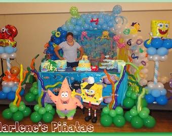 Spongebob or Patrick Pinata..!