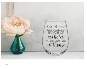 Because Med School Because Med School Wine Glass Stemless Etsy