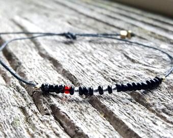 Common Loon Bracelet