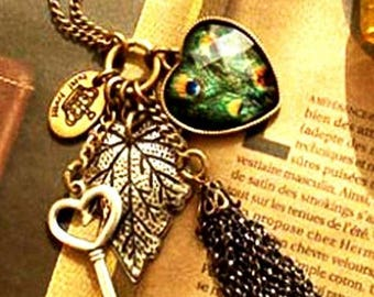 Seelie Fairy Faerie Queen Inspired Necklace