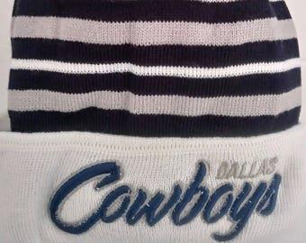 DALLAS COWBOYS Knit CAP