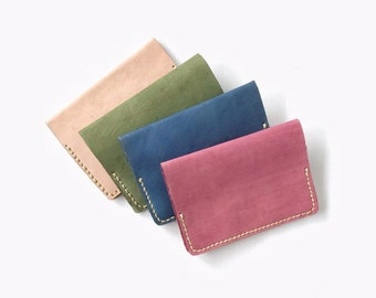 Leather Passport Cover | Leather Passport Case | Passport Holder | Leather Passport Wallet | Passport Sleeve
