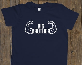 Big Brother T Shirt, Big Brother TShirt, Kids Clothes, Hipster Boy Shirt, Little Boy T-Shirt, Trendy Boy Clothes, Big Brother Shirt