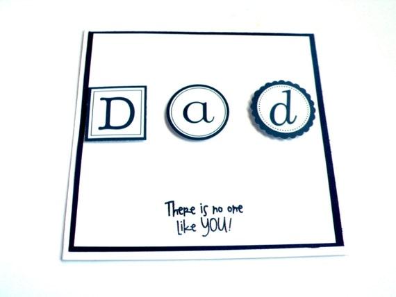 Glucklicher Geburtstag Vater Karte Fur Geburtstag Karte Papa Etsy