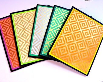 Blank Note Cards, Boxed cards, All occasion cards set, Note Cards handmade, Blank greeting cards, note cards set, note cards with envelopes