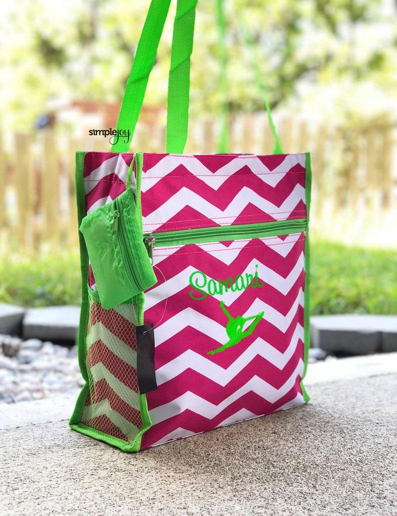 310f505919 Gymnastic Bag Personalized Gymnastic Bag Personalized Dance