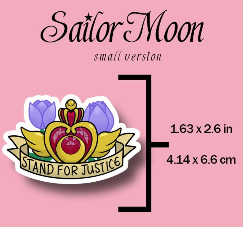Sailor Moon Sailor Moon Sticker