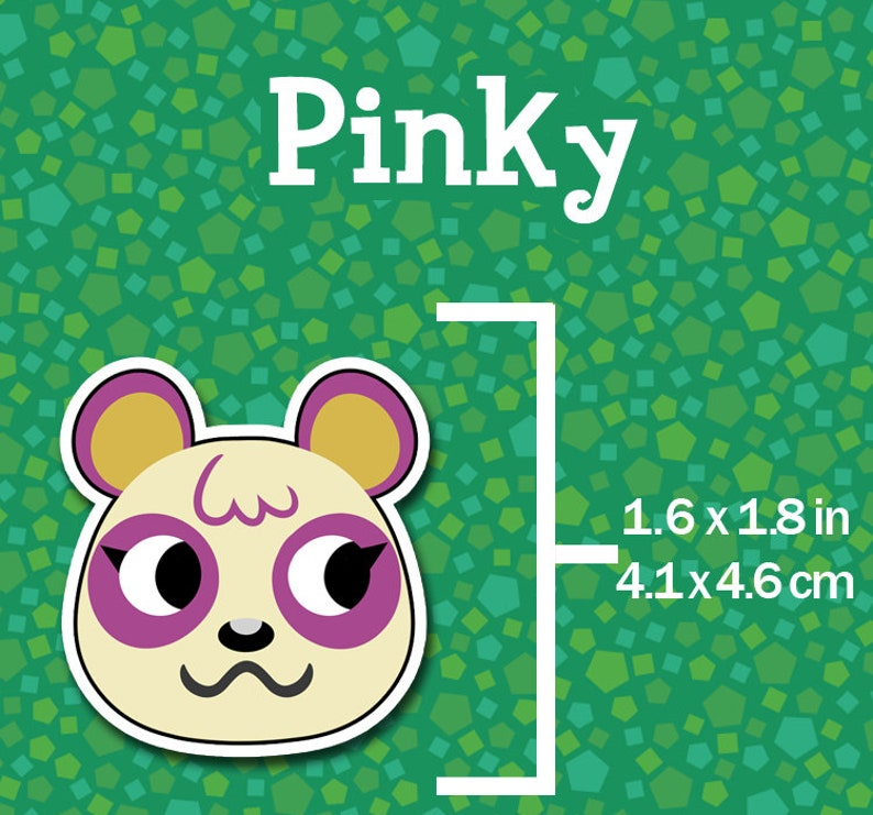 Animal Crossing: Pocket Camp - My Sweetest Friend, Pinky