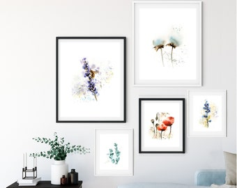 Flowers, Botanical
