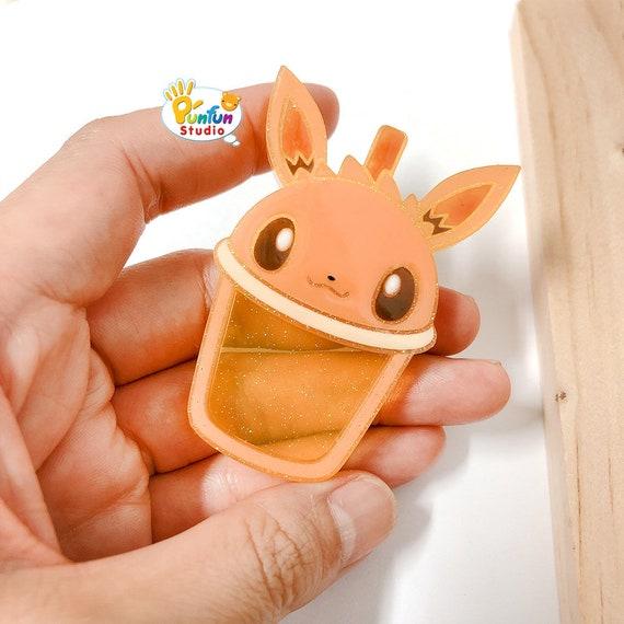 Extra Large pokemon themed shaker silicone Mold
