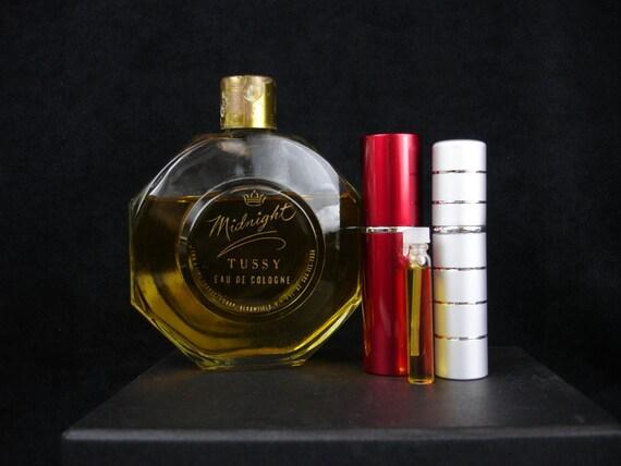 Midnight Cologne by Tussy vialspray