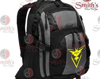 25e741d4d2 Back to school Pokemon Go Backpack