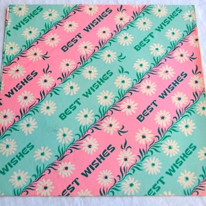 Vintage Wrapping Paper 1930s Gatsby Deco Luxury Cars Unused Full Sheet Plus Partials