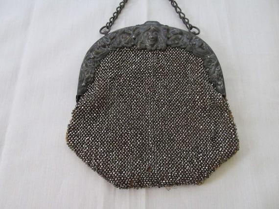 Art Nouveau Chatelaine Bag - image 2