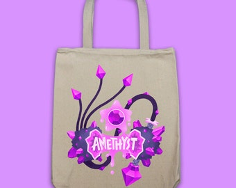 STEVEN UNIVERSE Tote Amethyst Tote Bag