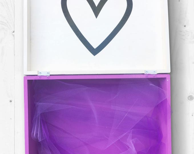 Will You Be My Maid? - Bridesmaid Request Boxes! Shallow Bridesmaid Boxes great for robes or shirt presentation!