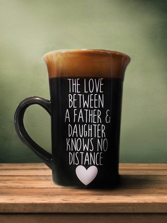 Die Liebe zwischen Vater und Tochter kennt keine Distanz | Etsy