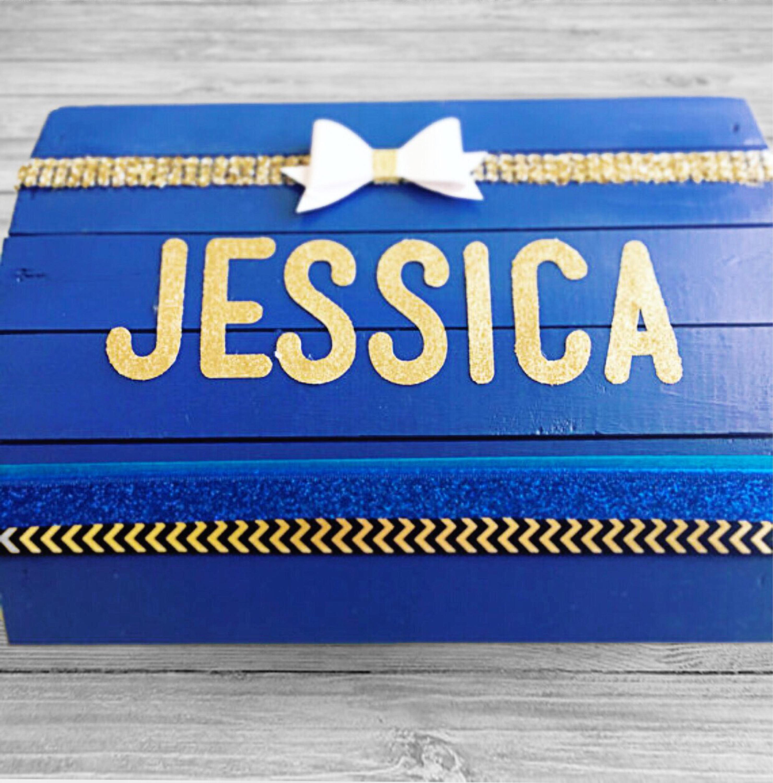 Bridal Box - Something Blue - Bridal Gifts - Bridal Emergency Kits ...