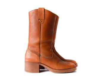 Vintage Levi's campus boots   size 10