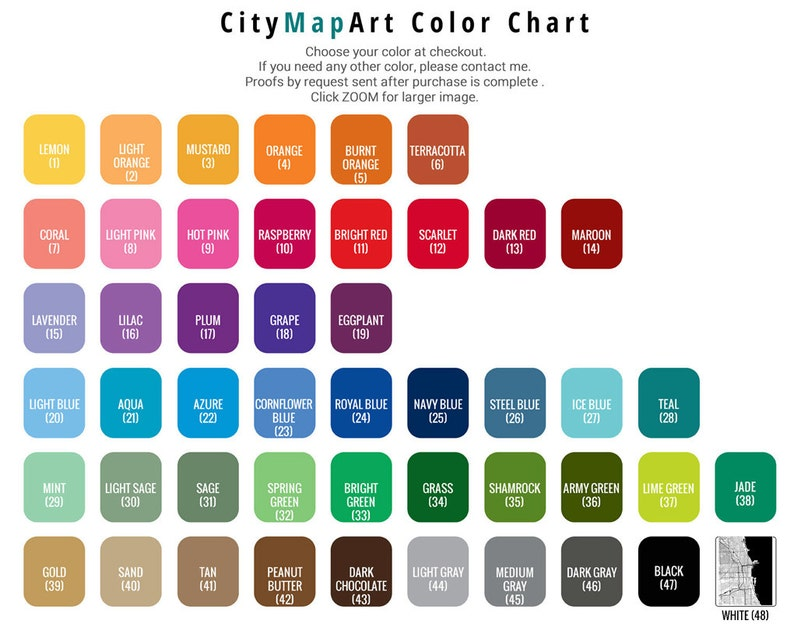 VALENCIA Map Art Print  Spain Poster  Valencia Wall Art Decor  Choose Size and Color