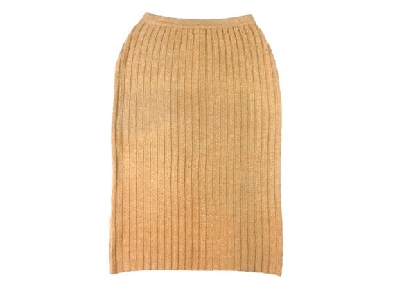 90s wool skirt, 90s midi skirt, 90s ribbed knit sk