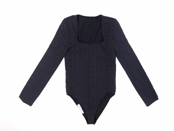 Christian Dior bodysuit, dior vintage bodysuit, sq