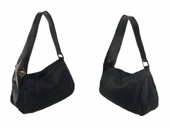 90s shoulder bag, 90s Thierry mugler, Thierry mugl