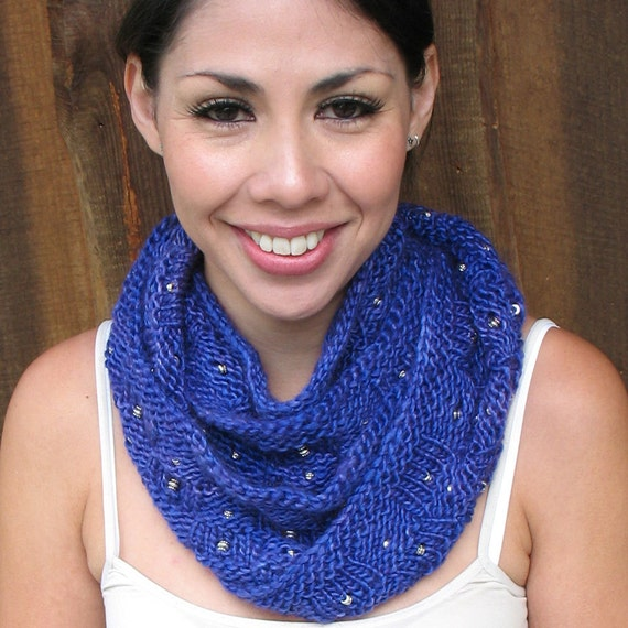 Free Knitting Pattern With Yarn Purchase Betsy Beaded Etsy